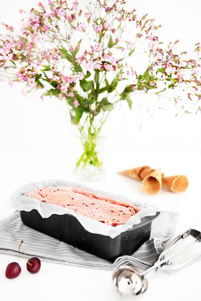 Recipe: Cherry Ice Cream