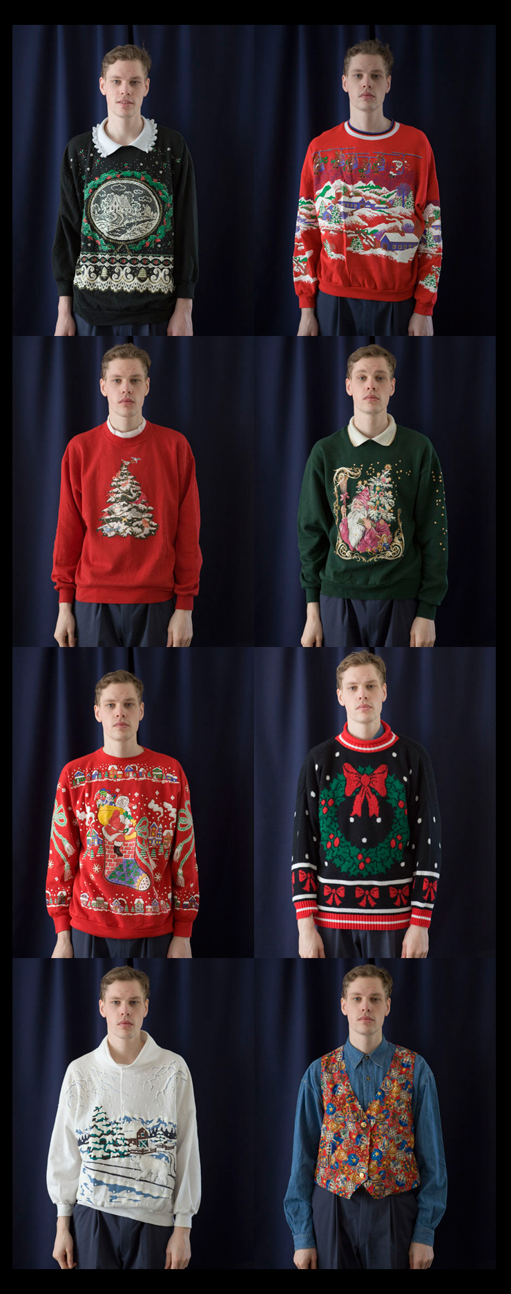 The Christmas Sweater Collection