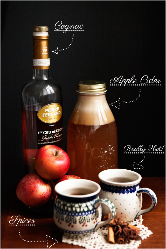 Spicy and Hot Apple Cider