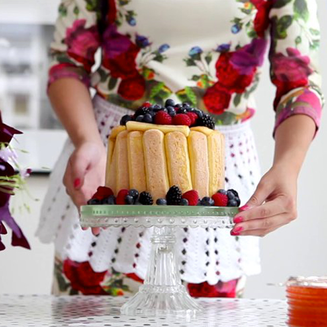 Berry Bomb - Late Summer Cake Recipe