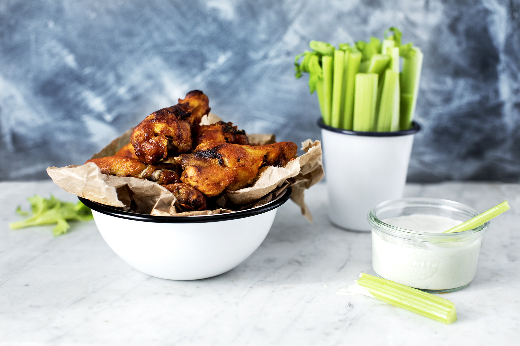 Recipe: Buffalo Wings Recipe