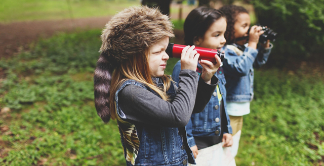 Fall Fashion for Kids - Camp Wolf