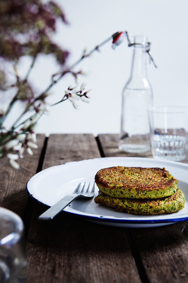 Celeriac Burgers for Meatless Mondays by Modern Wifestyle