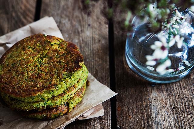 Recipe: Celeriac Burgers