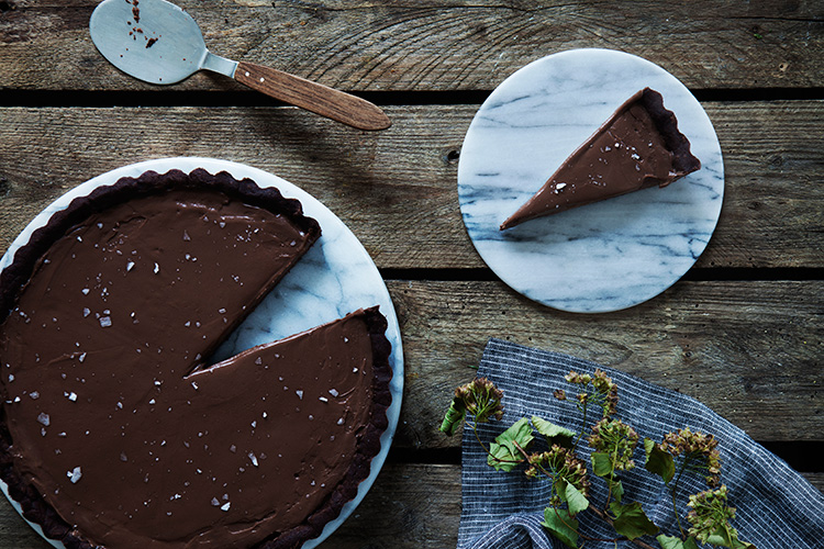 Recipe: Chocolate Pie Crust