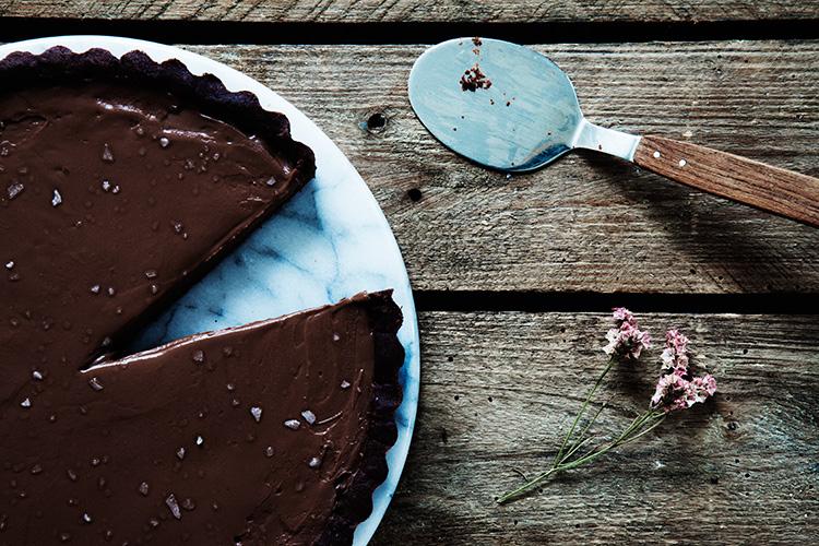 Recipe: Chocolate Pie Filling with Bourbon