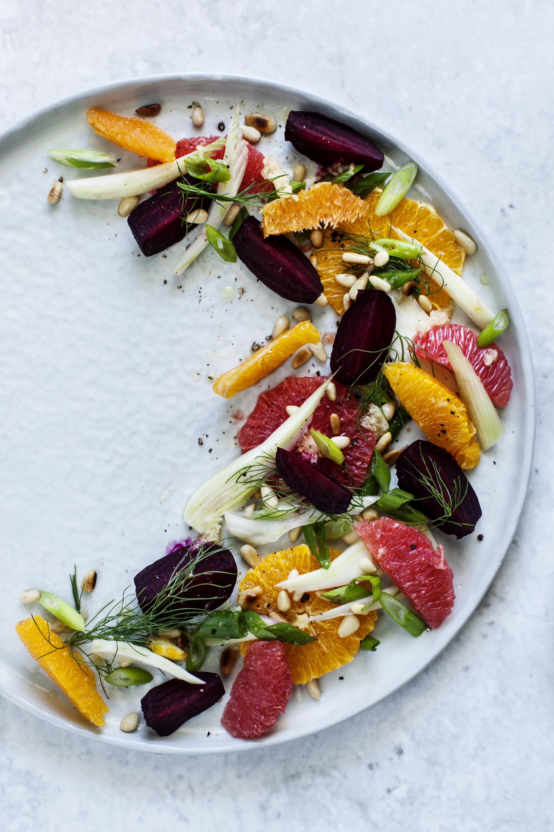 Citrus and Fennel Salad Recipe Modern Wifestyle