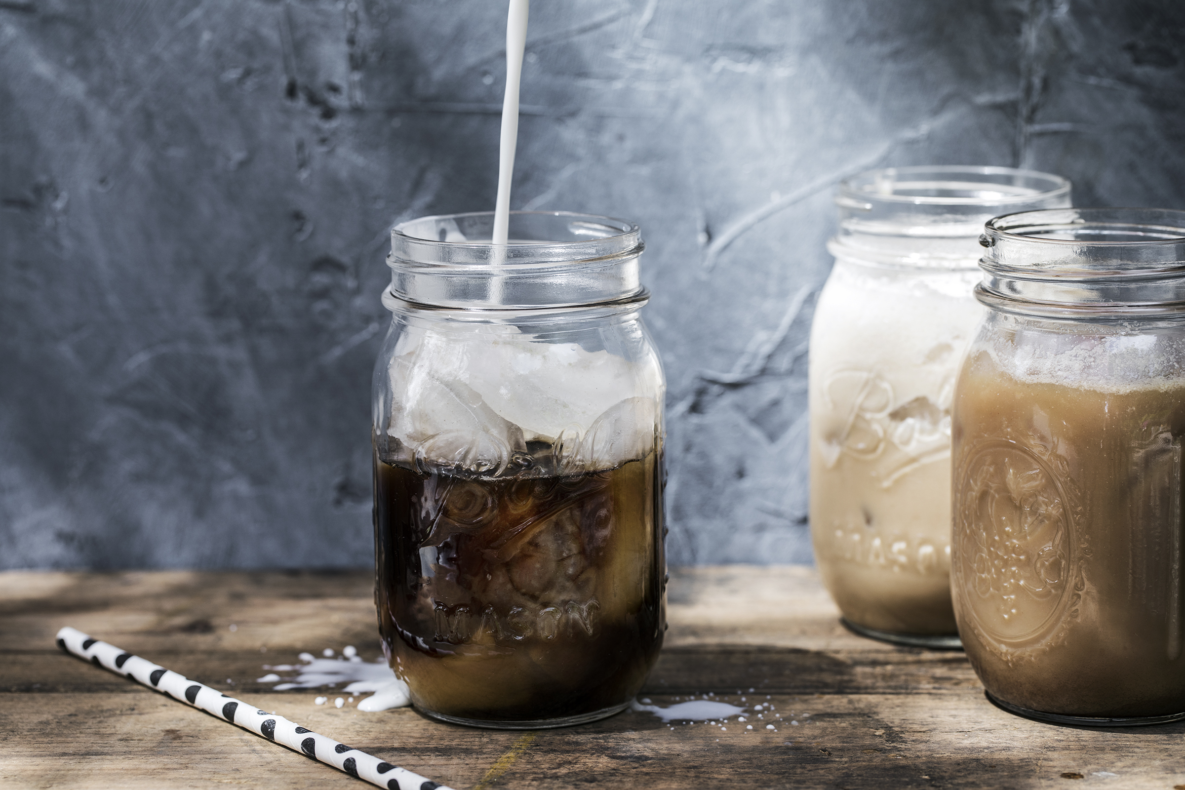 Recipe: Coconut Iced Coffee
