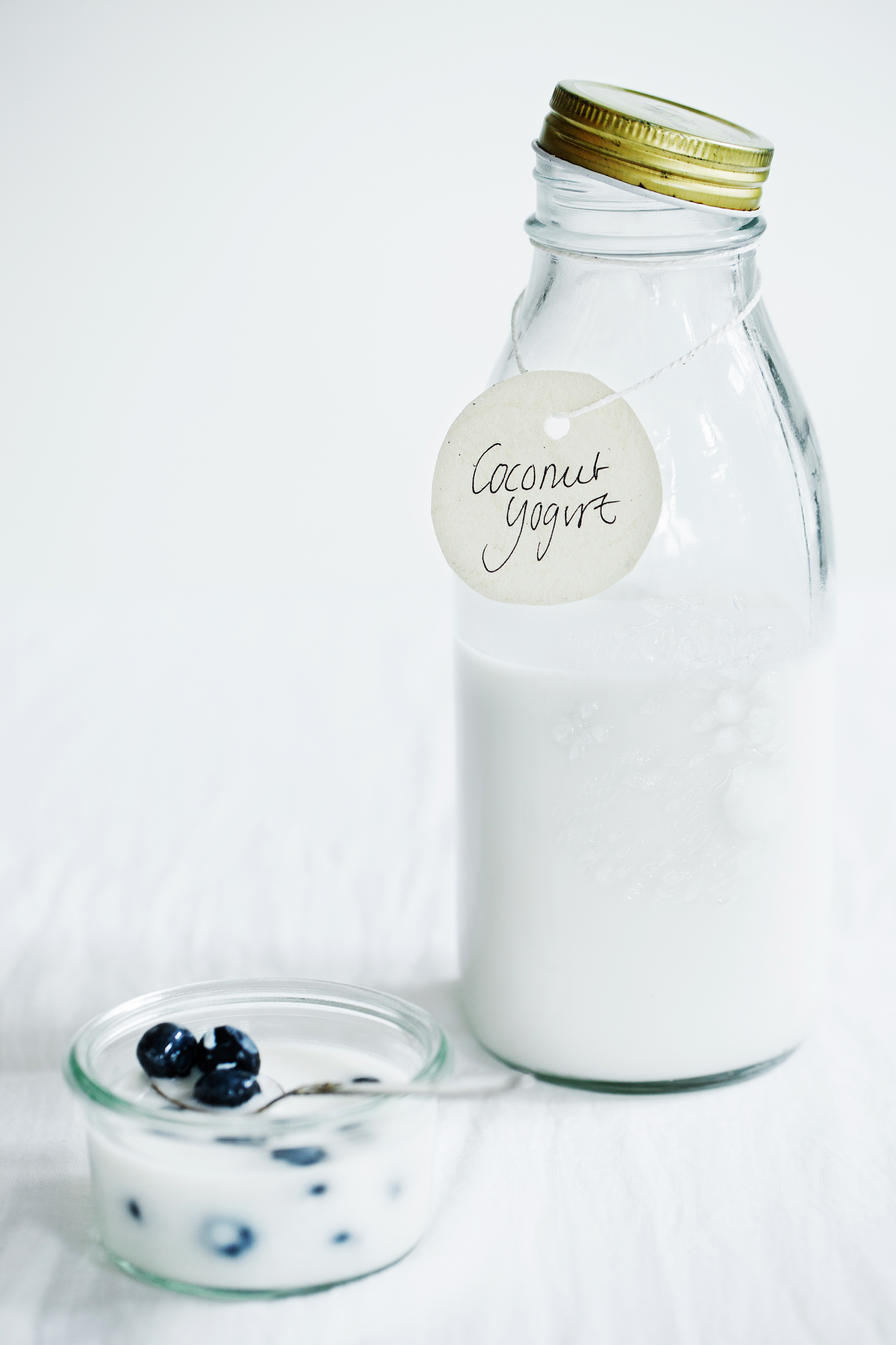 Dairy and Sugar Free Homemade Coconut Yogurt Recipe #modernwifestyle