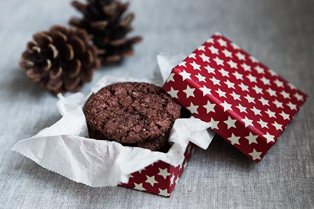 Recipe: Gluten & Dairy Free Chocolate Cookies
