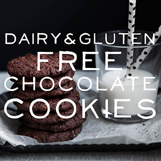 Dairy and Gluten Free Cookies