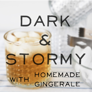 Dark & Stormy Cocktail Recipe