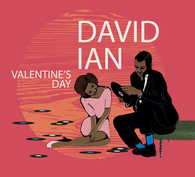 Valentine's Day - A Beautiful Timeless Album from David Ian