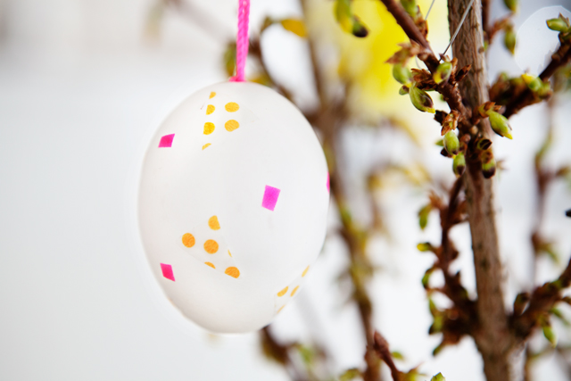 Easter Decoration - Minimalistic Eggs