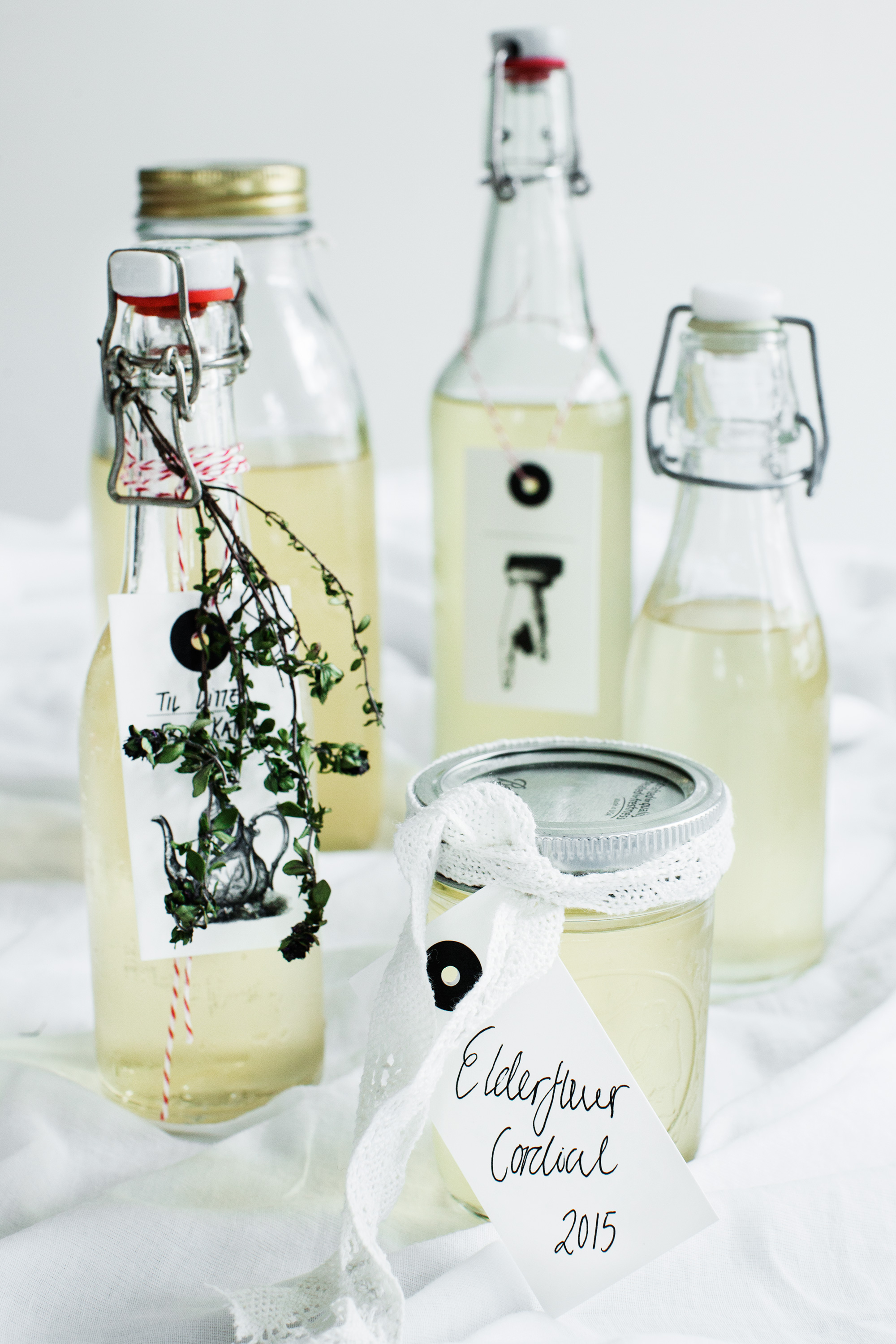 Elderflower Cordial Recipe #summer #modernwifestyle