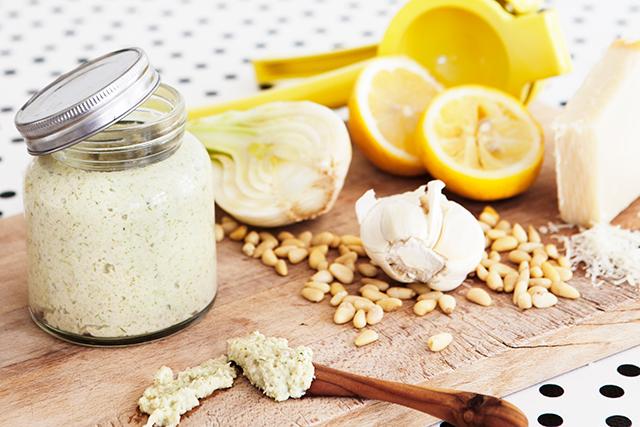 Recipe: Fennel Pesto