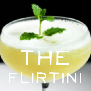 The Flirtini Cocktail Recipe