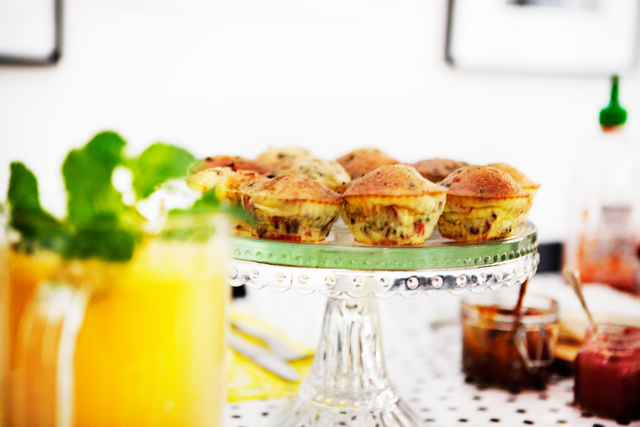 Weekend Breakfast Frittata Muffins Modern Wifestyle