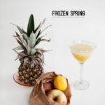 Frozen Spring - The Whisky Smoothie