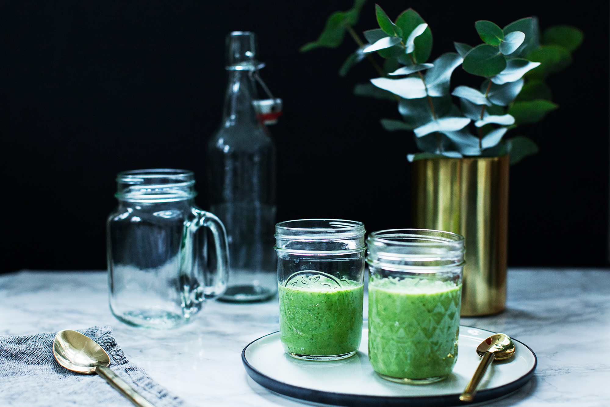 Recipe: Green Kale Smoothie