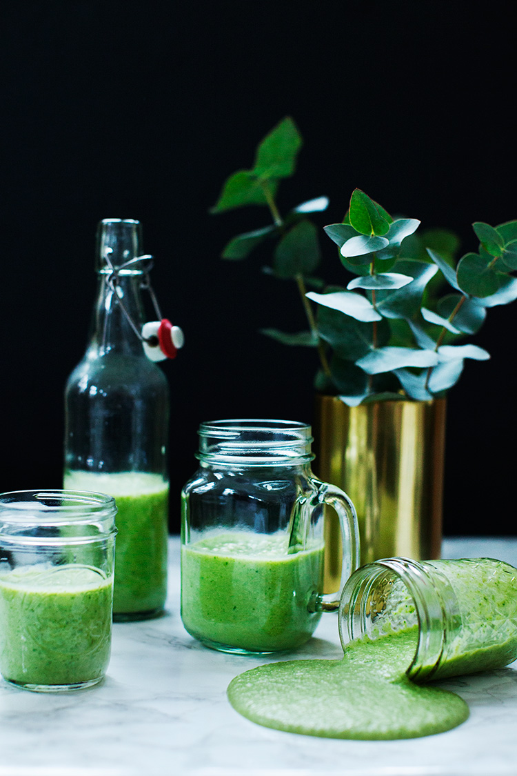 Energizing Green Smoothie Recipe for Breakfast