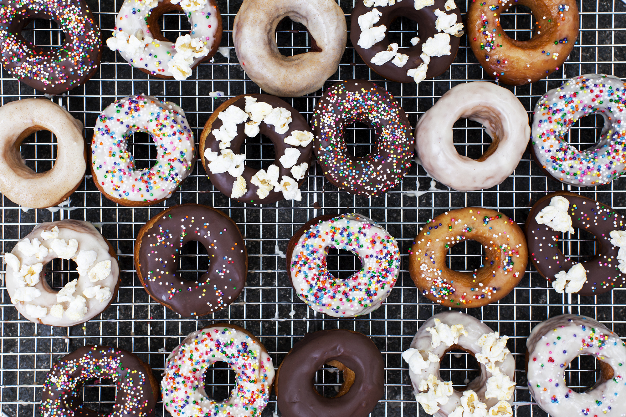 Recipe: Homemade Doughnuts