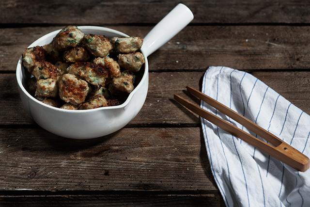 Recipe: Italian Meatballs