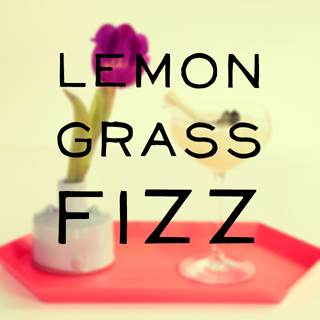 Lemon Grass Cocktail Recipe