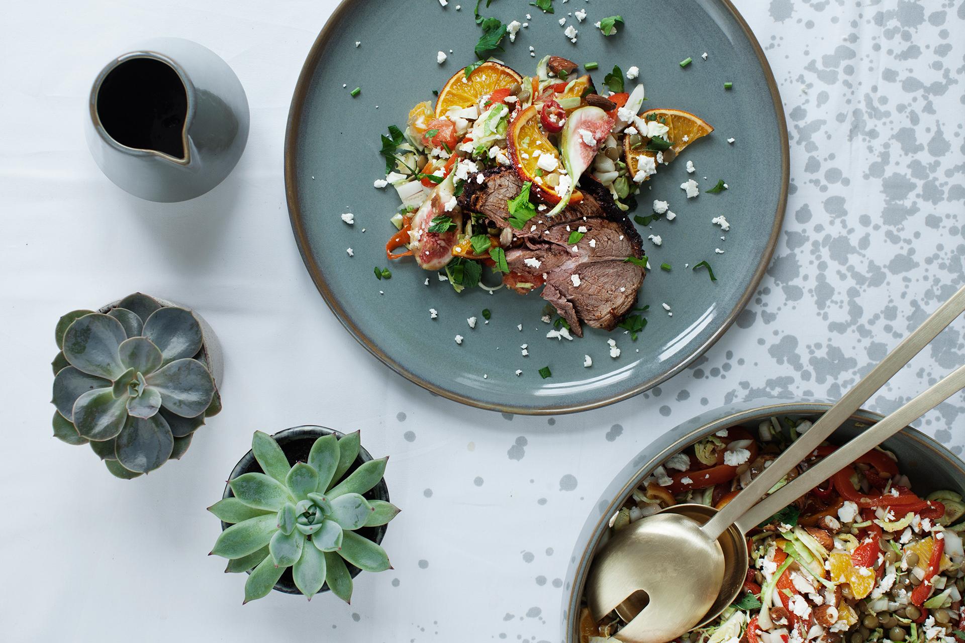Recipe: Lentil Salad Recipe