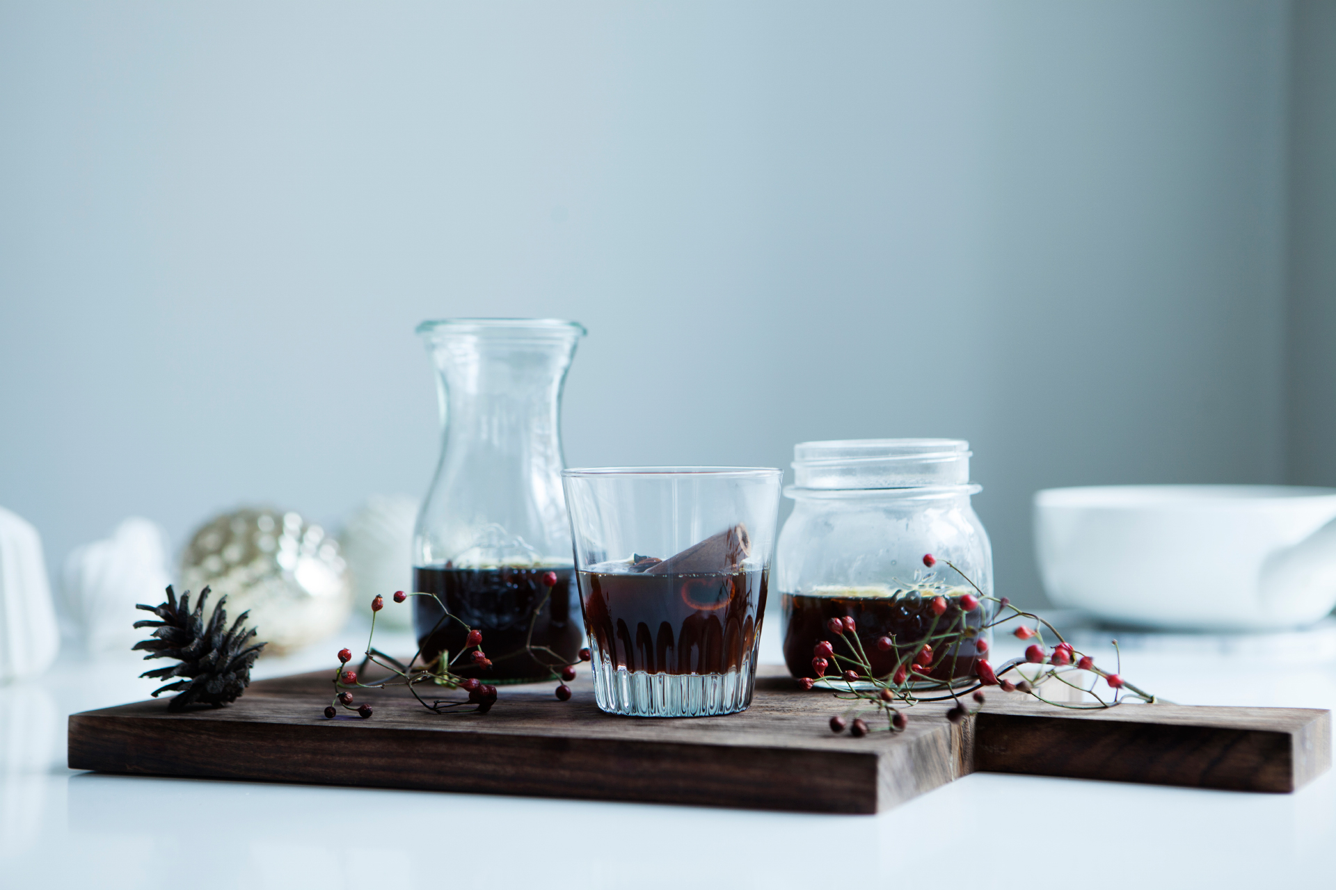 Recipe: Mulled Wine with Liquorice