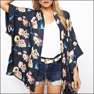 Asos Kimono Modern Wifestyle Wishlist