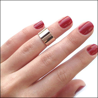 Knuckle Ring Modern Wifestyle Wish List