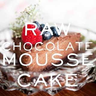Raw Chocolate Mousse Cake Recipe