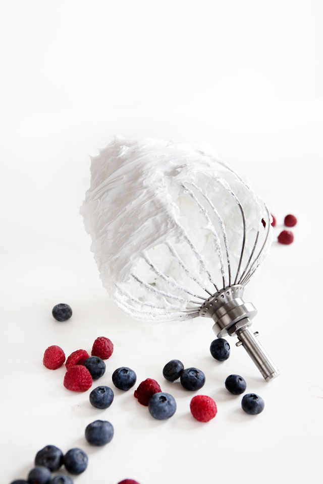 Whipped Cream and Berries