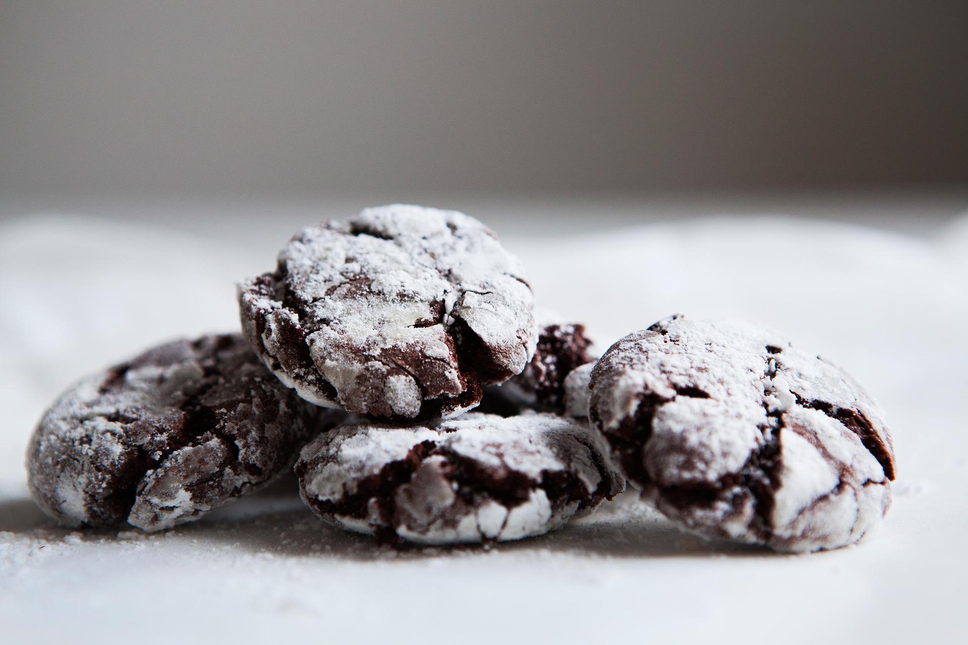 Crinkle Cookies Recipe