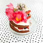 Pink Pepper Cake - Elegant, fresh and spicy