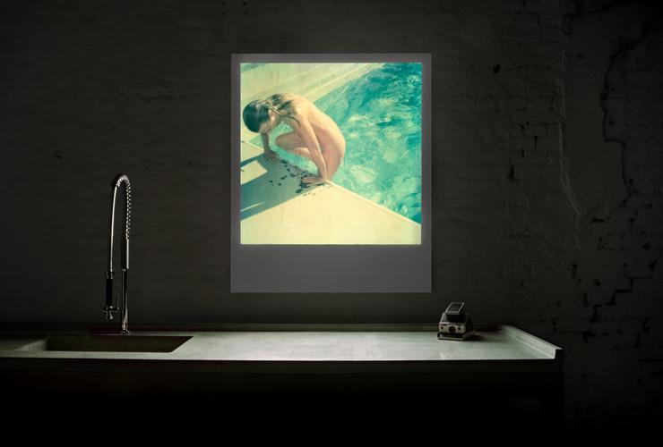 Polaboy - The Polaroid Lightbox