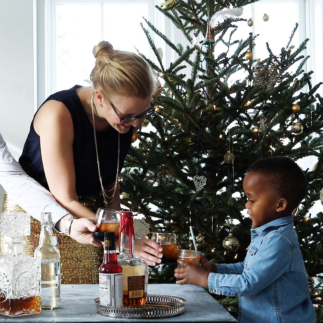Recipe: Kiddo Holiday Cocktail
