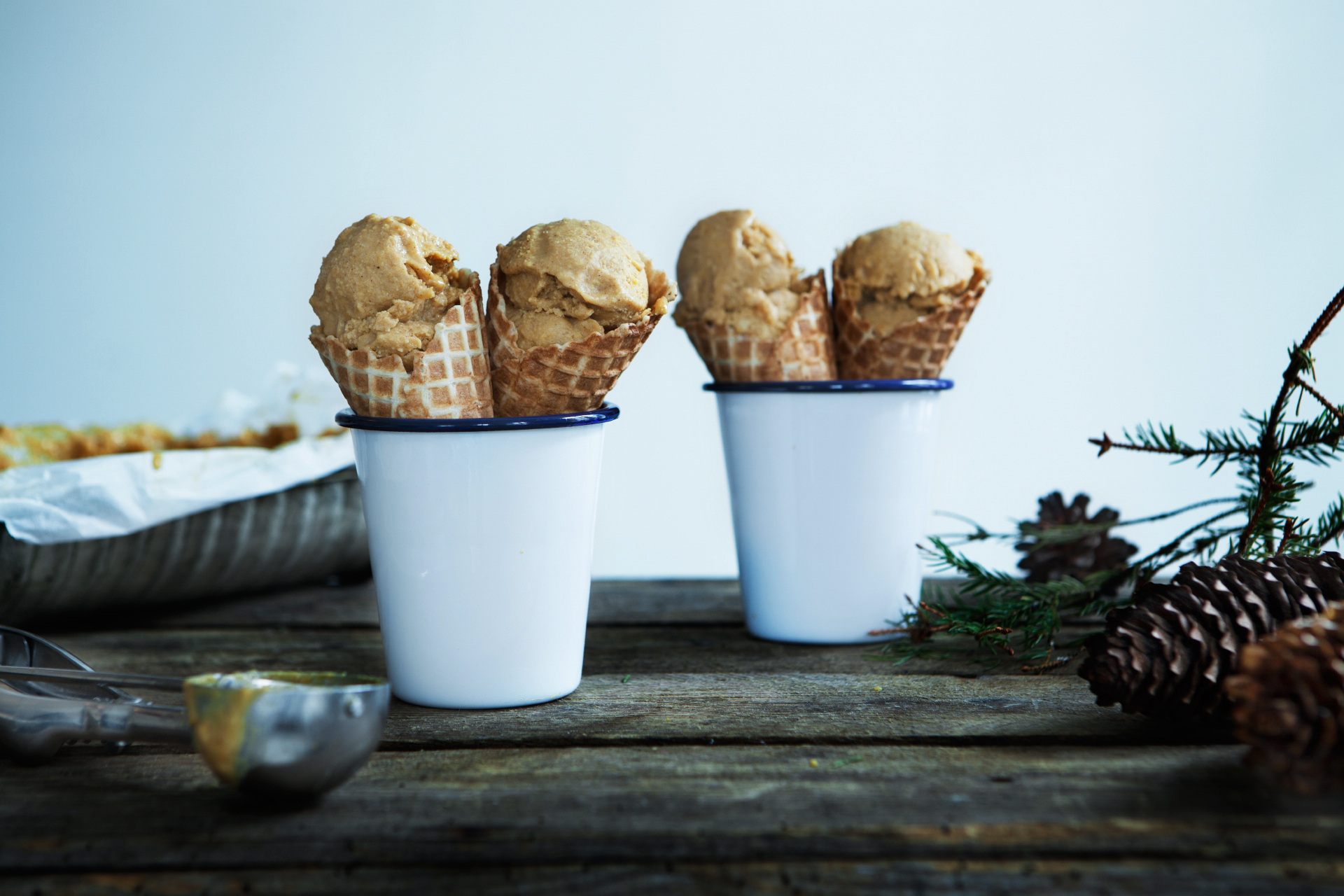 Recipe: Pumpkin Pie Ice Cream