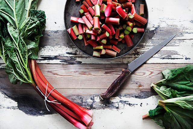 Recipe: Rhubarb Compote