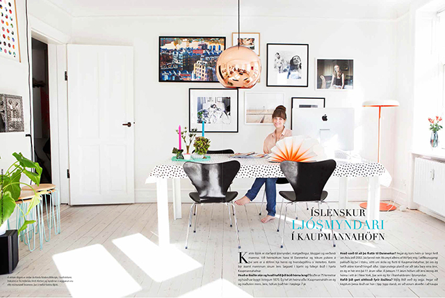 My scandinavian home in a magazine modern wifestyle - Scandinavian homes the charm of the north ...