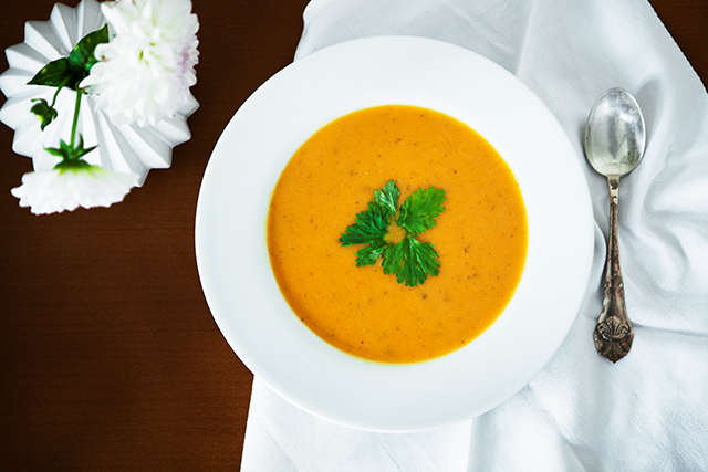 Recipe: Thai Pumpkin Soup