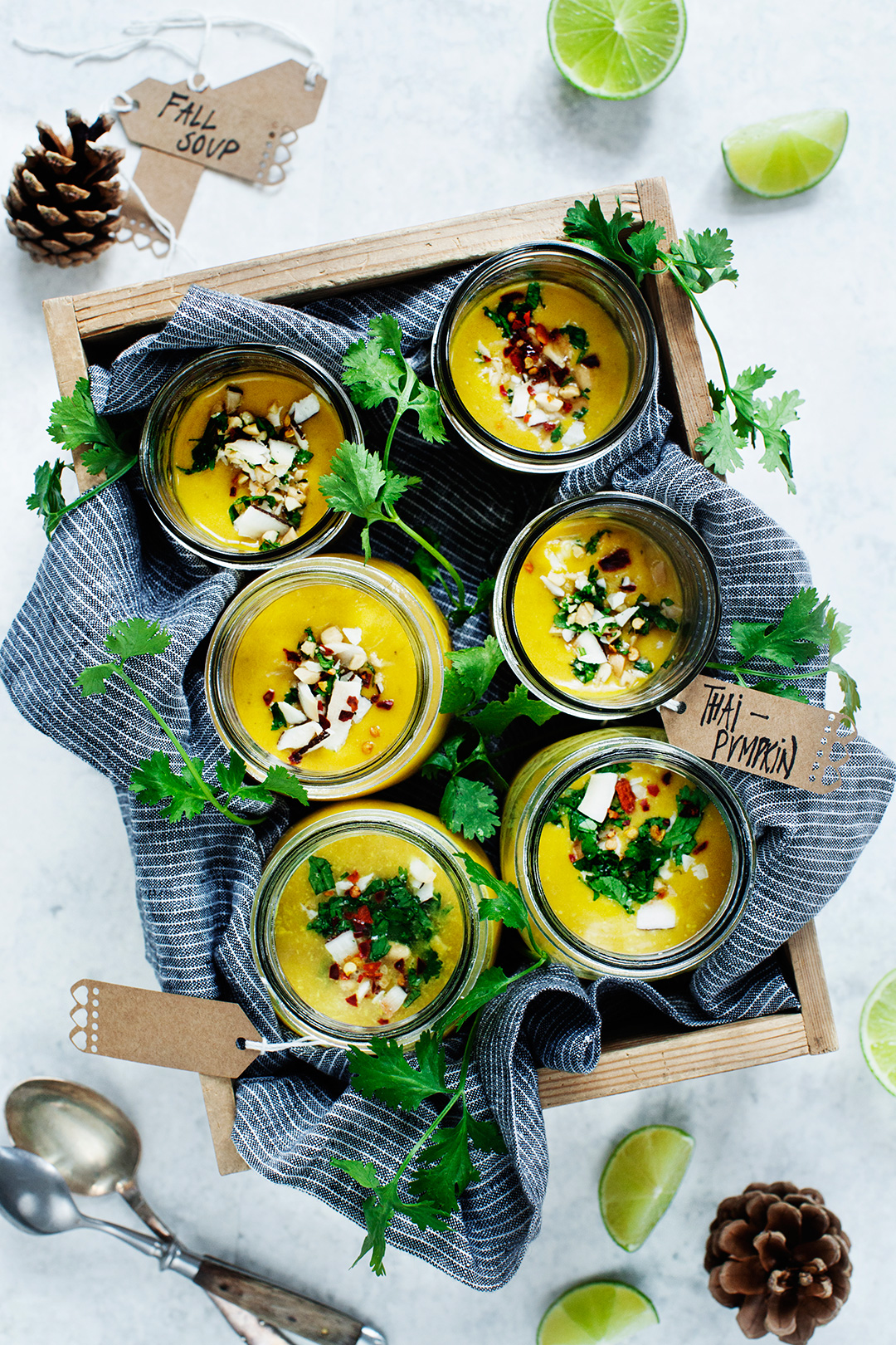 Thai Pumpkin Soup #Recipe
