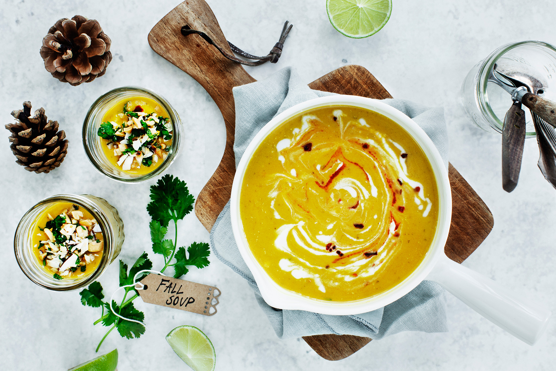 Soups To Soothe The Soul cover image