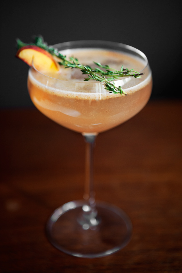 recipe thyme infused gin thyme syrup recipe you can keep