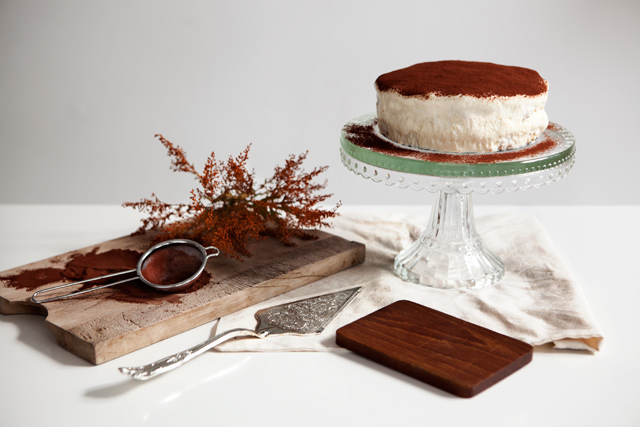 Traditional Tiramisu for Dessert - Recipe