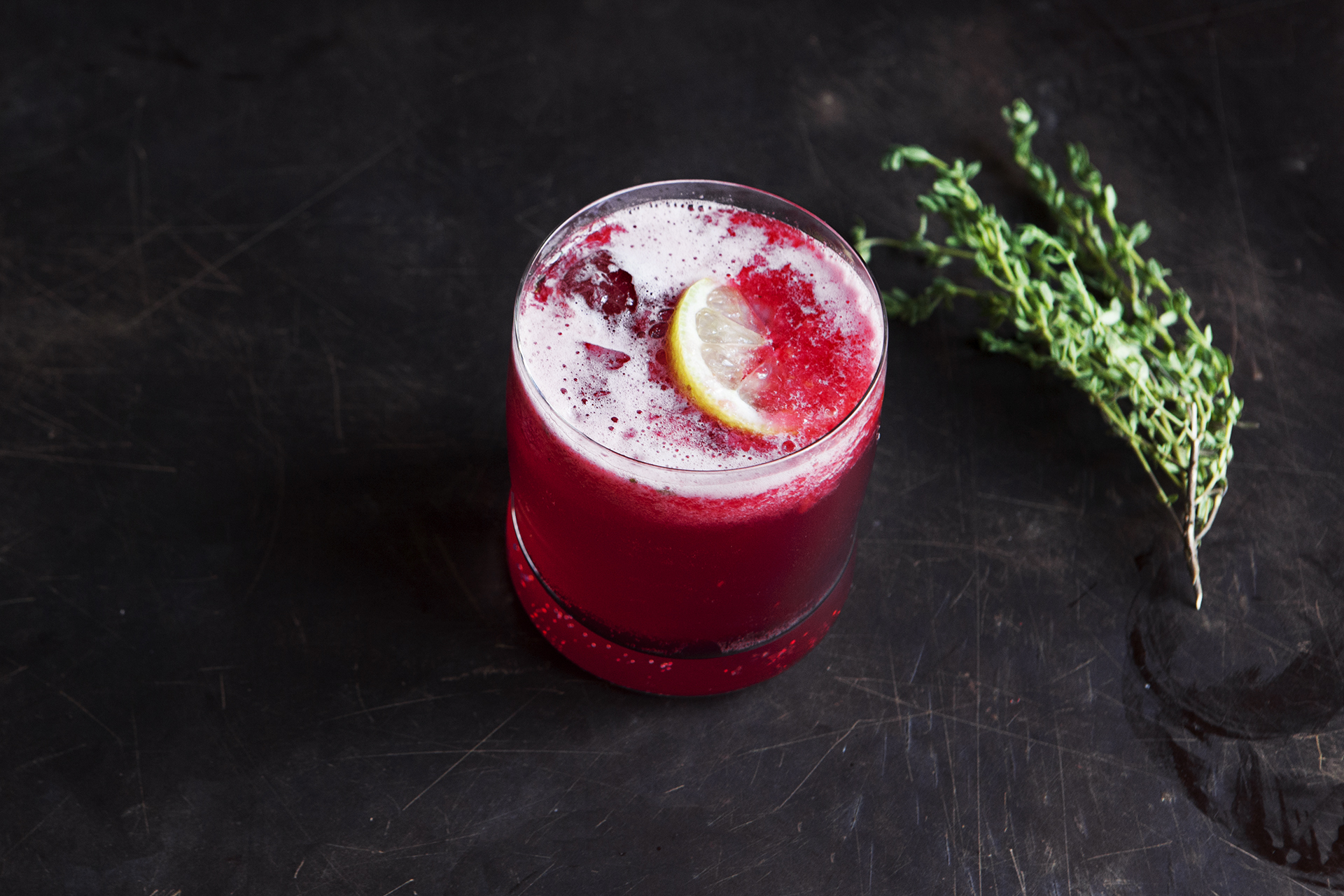 Recipe: Whiskey Beet Cocktail