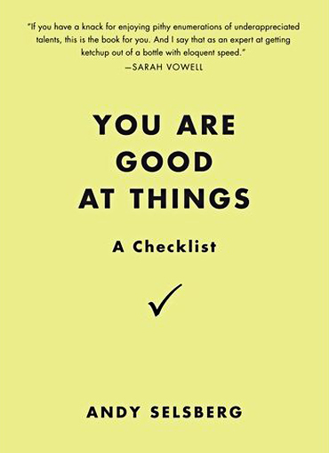 Are you good at Things?